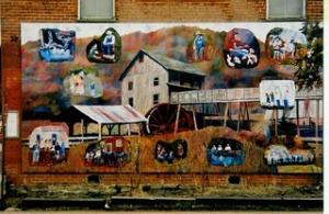 Wall Mural in Alton, MO
