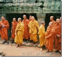 Angkor Wat © 2011 Jill Henderson