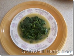 Poke Salat copyright Jill Henderson