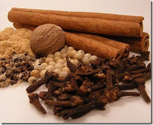 Spices via Wikimedia Commons