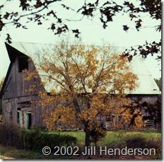 2002 Ozark Barn - Jill Henderson