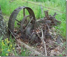 2008 Old Farm Machinery - Jill Henderson