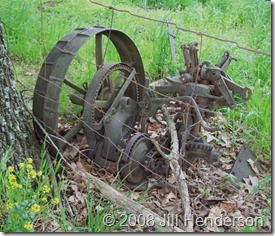 2008 Old Farm Machinery - Jill Henderson