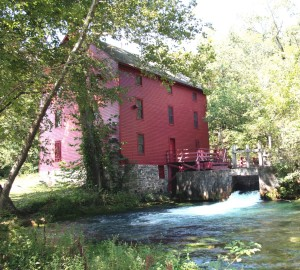 Alley Mill - Photo NPS