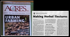 Acres USA Article