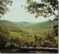 2002 - 5 - Caney Mountain Herb walk - vistas
