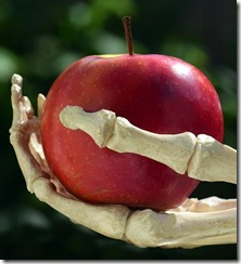 poisonous apple