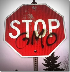 stop gmo sign