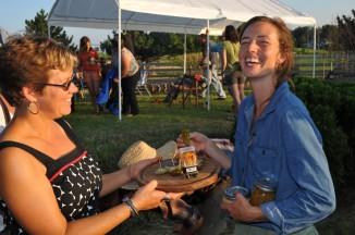 Kivirist On Farm Event Photo Credit John Ivanko